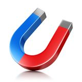 Horseshoe magnet icon Royalty Free Stock Photography