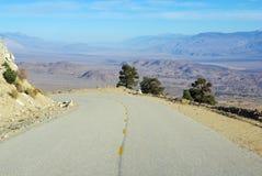 Horseshoe Meadows Road, California. Horseshoe Meadows Road, Sierra Nevada, California Stock Photos