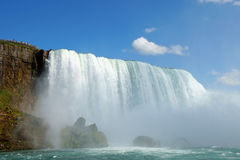 Horseshoe Niagara Falls Royalty Free Stock Photography