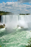 Horseshoe Niagara Falls Royalty Free Stock Photos