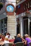 The Horseshoe Pub, Gibraltar. Stock Image