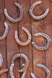Horseshoes royalty free stock images