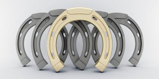 Horseshoes Stock Image