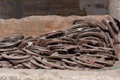 Horseshoes Stock Images