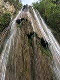 Horsetail da cachoeira Fotos de Stock