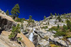 Horsetail Fall Trail area, Lake Tahoe Royalty Free Stock Image