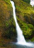 Horsetail falls Royalty Free Stock Image