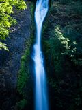 Horsetail Falls in Columbia River Gorge, Oregon, USA stock photography