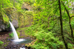Horsetail Falls Stock Photo