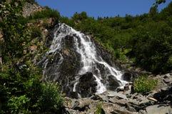 Horsetail Falls, Valdez Stock Photos