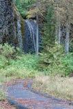Horsetail Falls, Yakima, Washington view Royalty Free Stock Photo