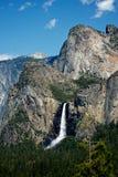 Horsetail Falls at Yosemite National Park Royalty Free Stock Photo