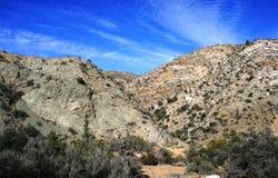 Horsethief Creek Mountains Stock Photos