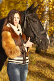 Horsewoman Stock Photos