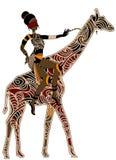 Horsewoman Stock Image