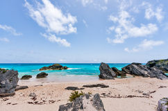 Horshoe Bay, Bermuda Royalty Free Stock Photography
