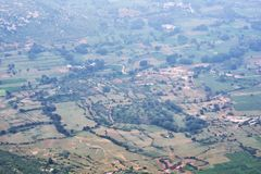 Horsley小山,安得拉邦,印度 免版税库存图片