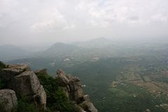 Horsley Hills, Andhra Pradesh, India Stock Photo