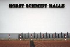 Horst Schmidt Hall Griesheim foto de stock royalty free