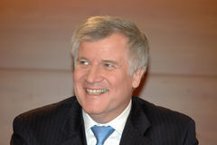 Horst Seehofer Stock Image