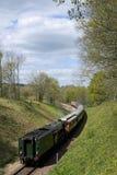 HORSTED KEYNES, SUSSEX/UK - APRIL 13: Flygskotte på Blen Arkivfoton