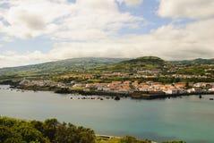 Horta, Faial 免版税库存图片