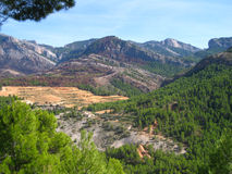 Horta de Sant Joan Royaltyfri Fotografi