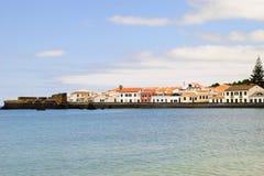 Horta, Faial Royalty-vrije Stock Afbeelding