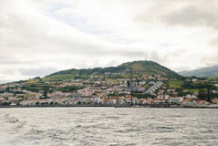 Horta, Faial Royalty Free Stock Photos