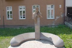 A hortelã de Kremnica Foto de Stock Royalty Free