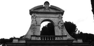 Horti Palatini, Rome, Italien royaltyfri fotografi