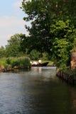 Hortillonnage à Amiens   Image stock