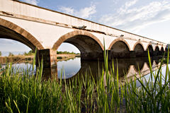 Hortobagy Bridge Stock Photos