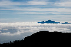 Horton Plains - Sri Lanka Royalty Free Stock Image