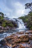 Horton plains waterfall Royalty Free Stock Image