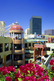 Horton Plaza Stock Photography