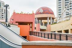 Horton Plaza Mall photo stock