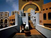Horton Plaza, San Diego Stock Photography