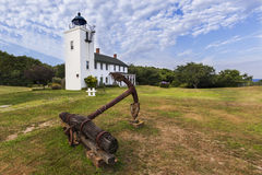 Horton Point Lighthouse Royaltyfria Bilder