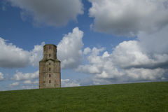 Horton Tower, an eighteenth century folly Stock Images