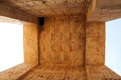 Horus寺庙 图库摄影