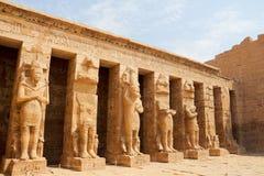 Horus寺庙 免版税图库摄影