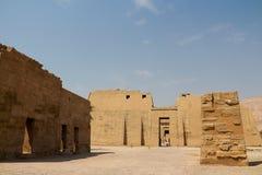 Horus寺庙 库存图片