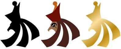 Horus ilustração royalty free