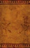 horus anubis Στοκ Εικόνες