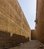 Horus Edfu detail Royalty Free Stock Image