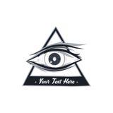 Horus eye Royalty Free Stock Image