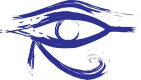 Horus Eys Immagine Stock Libera da Diritti