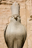 Horus face on Stock Photo