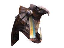 Horus maskering royaltyfri illustrationer